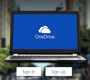 Stocare in Cloud - OneDrive