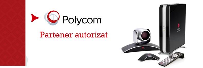POLYCOM -Video comunications Videoconferinta