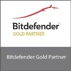 Bitdefender - Partener Gold