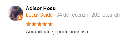 Recenzie client