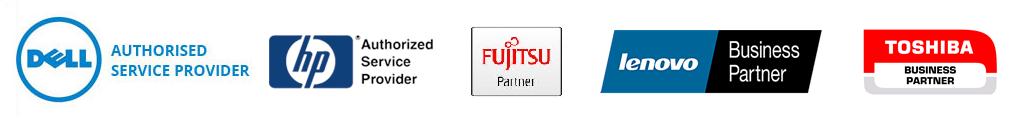 Service Laptop Dell, HP, Fujitsu, Lenovo