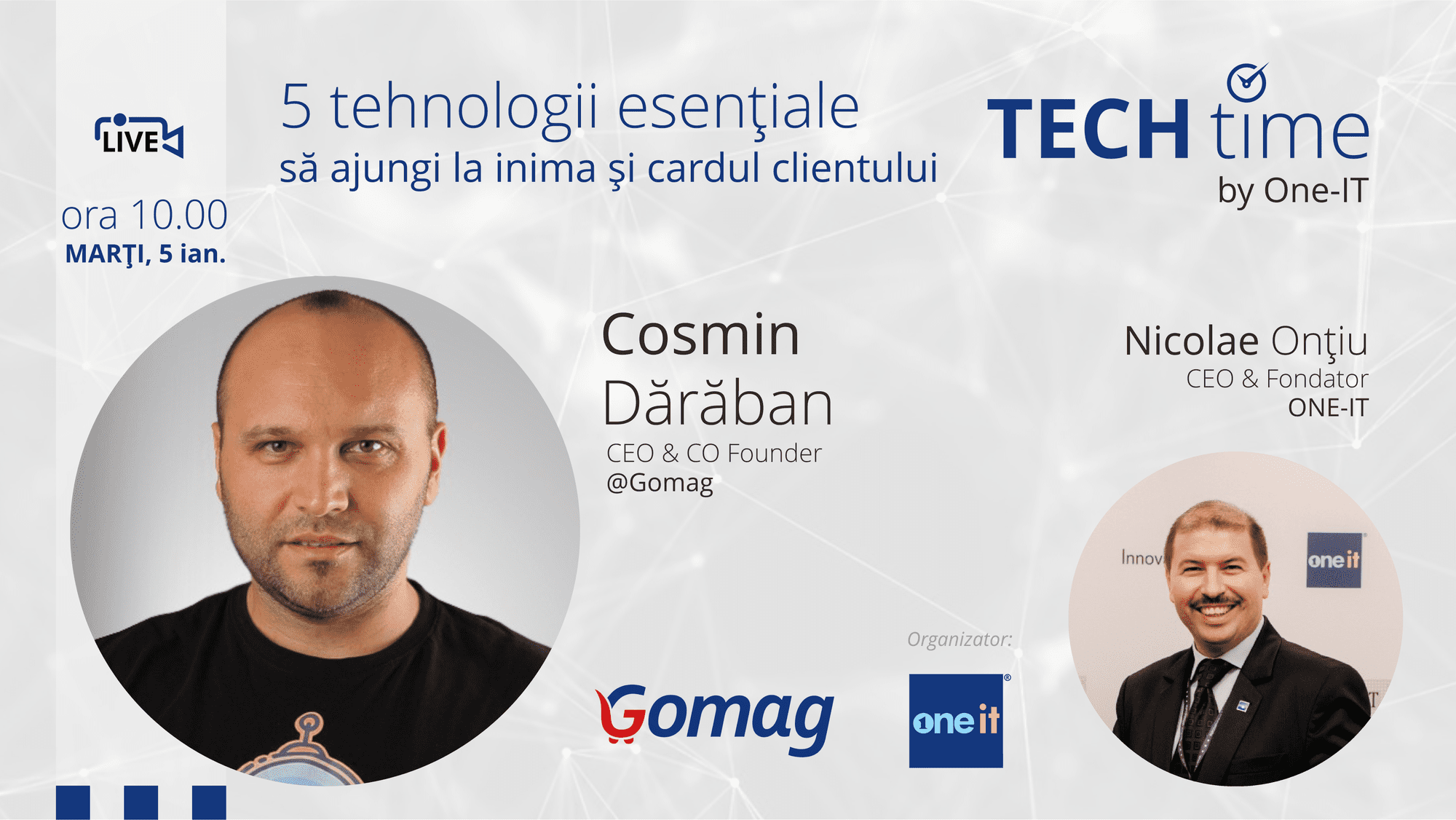Cosmin Daraban |  Gomag