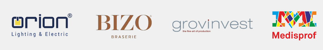 Mentenanta IT logo-uri clienti - service IT